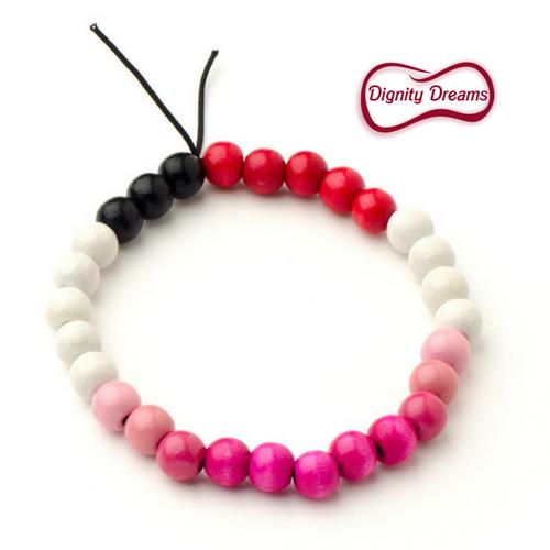 Wonderful Menstrual Bracelet from Dignity Dreams | Dignity Dreams EX76