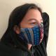 Fabric mask Colours