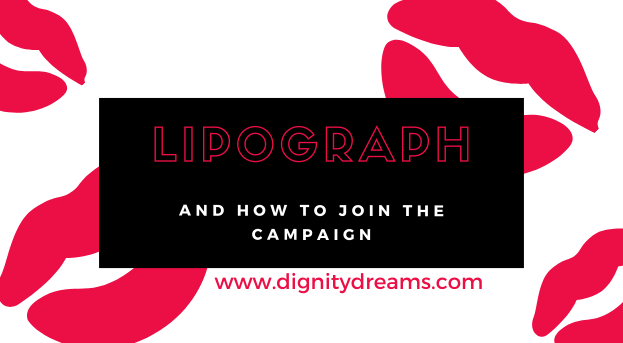 Lipograph & how to join the campaign